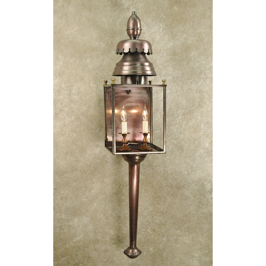 Wall Mounted Coach Lamps : Coach Light (Large)