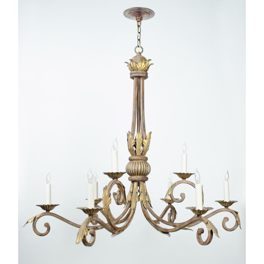 Fine Arts Chandelier Mclean Lighting