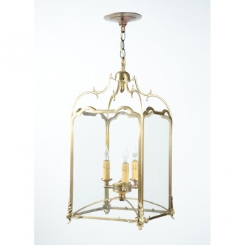 Antique | McLean Lighting:Virginia Metal Crafters Foyer Light,Lighting
