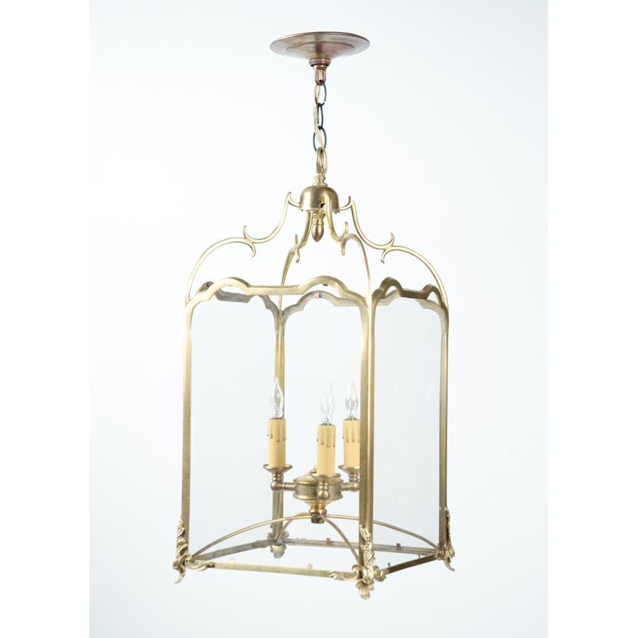 Virginia Metal Crafters Foyer Light Mclean Lighting