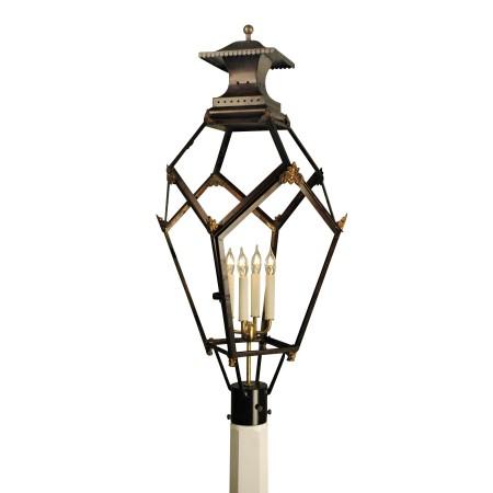 Paris Street Light