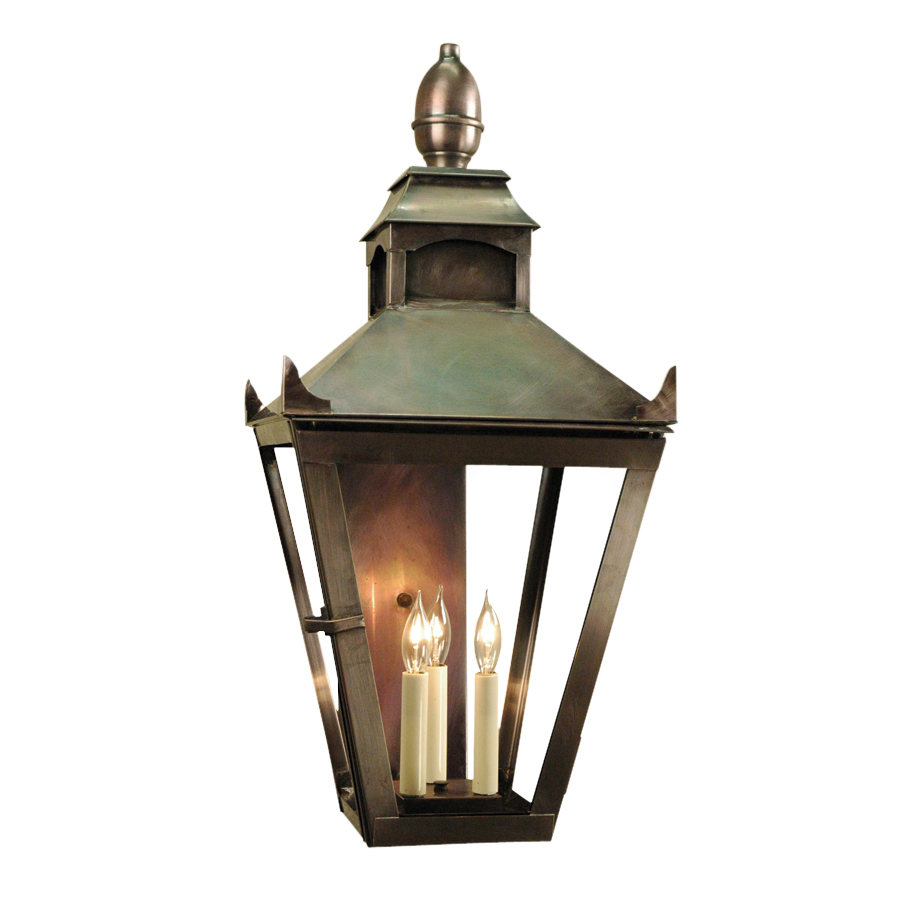 Wall Mounted Street Lamps : English Street Light (Wall) McLean Lighting