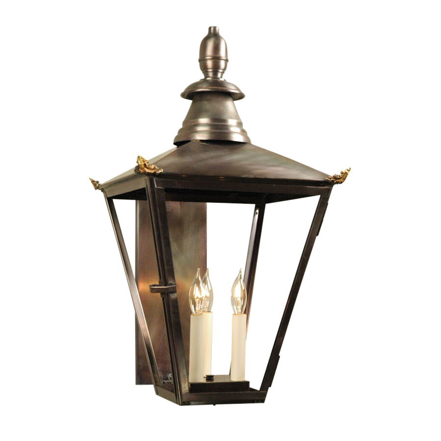 Wall Mounted Street Lamps : London Street Light (Wall) McLean Lighting