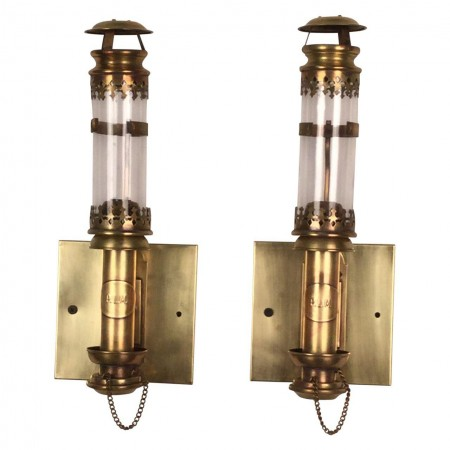 Pair of Vintage French Sconces