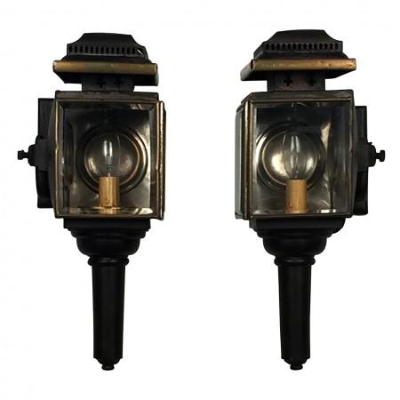 19th Century Coach Lights