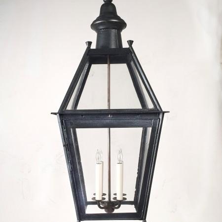 Antique New England Street Light